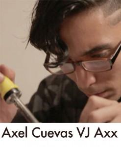 Axel Cuevas Vj Axx